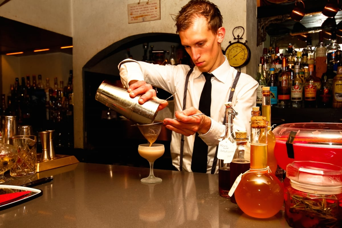 meet our mixologist purl london