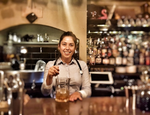 Meet Rafaela – Bartender