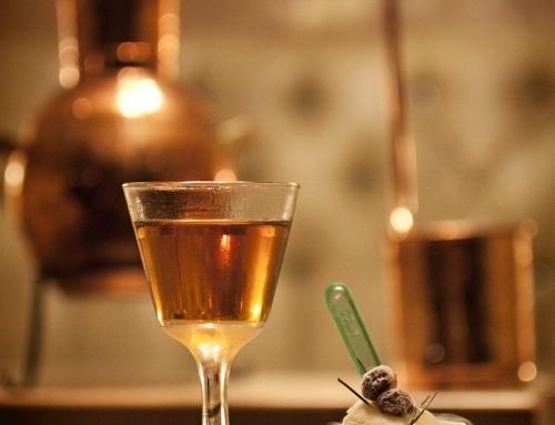 PURL LONDON: A DEBONAIR VISIT TO A HIDDEN UNDERGROUND SPEAKEASY
