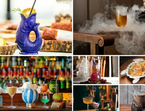 10 OF THE MOST INSTAGRAMMABLE COCKTAILS