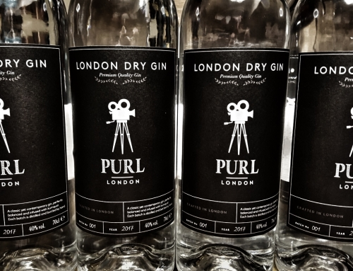 Kumquat, what? Purl Gin is here!