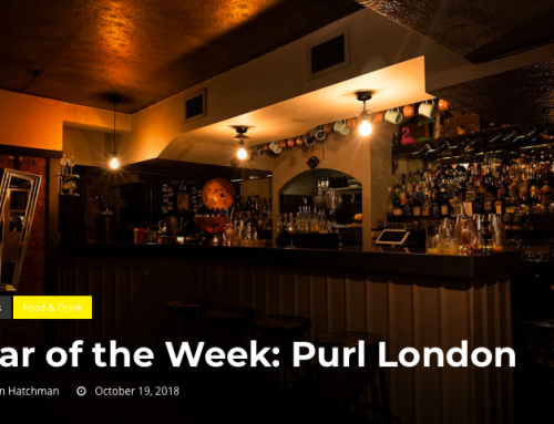 Bar of the Week: Purl London